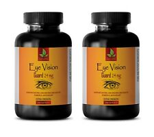 eye support - EYE VISION GUARD - bilberry extract powder -400 Softgels 2 Bottles
