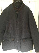 Hackett London Azul Marino Chaqueta Acolchada Paddock. tamaño XL/XXL RRP £ 325