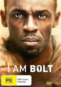 I Am Bolt DVD 2016 Brand New Sealed
