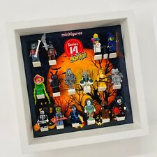 Display Frame for Lego Series 14 710010 Monsters minifigures no figures 27cm