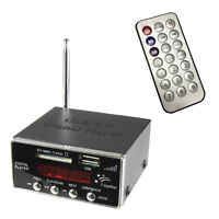 Digital MP3 Player with FM Radio USB SD memory card input ( NDVA-1000)