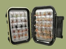 Boxed Daddy & Hoppers Trout Flies ,40 Per Box, Mixed Sizes, For Fly Fishing