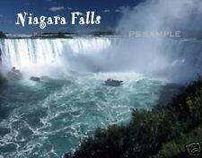 NIAGARA FALLS #1 - Travel Souvenir Flexible Fridge Magnet