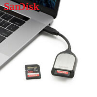 SanDisk Extreme PRO SD UHS-II USB Type-C Card Reader/Writer Speed Up to 500MB/s