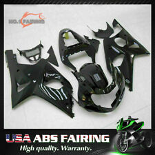 Injection Molded Black Fairing Kit Bodywork for SUZUKI GSXR1000 2000 2001 2002