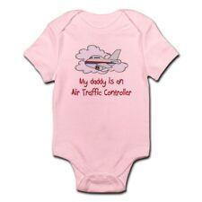CafePress Air Traffic Controller Infant Bodysuit Baby Bodysuit (215905796)