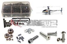 RC Screwz ALG001 - Align TRex 450 Series Stainless Steel Screw Kit