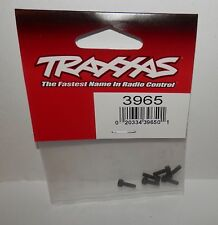 Traxxas Screws 2.5x8mm Cap-Head Machine (6) #3965 NIP
