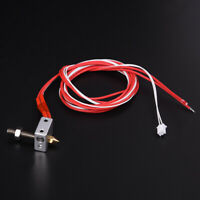 Extruder Hot End Kit For 3D Printer Anet A2 A8 Print Head Heater Nozzle Barrels