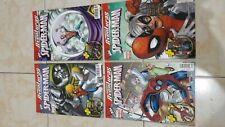 Spiderman and avengers, marvel aventuras, Spanish . 4 Mexican comic,2012, good++