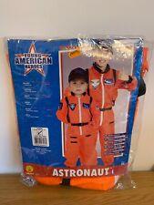 Astronaut / Space Flight Commander Children's Costume / Young American Heroes