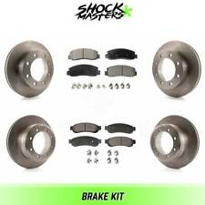 F-250 F-350 Hawk Performance Ceramic Brake Pads Front And Rear For Excursion