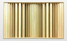 NEW BIG Natural wood Diffuser skyline Schroedera 8D acoustic solid wood panel