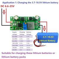3.7V 3.8V 7.4V 11.1V 12V 14.8V 18.5V Lithium li-on Lipo 18650 Battery Charger