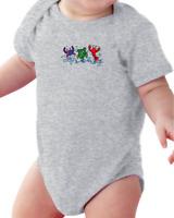 Details about  /Infant Creeper Bodysuit One Piece T-shirt If Friends Were Flowers Pick Cat k-205