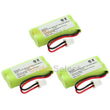 3 Cordless Phone Battery for VTech BT162342 BT262342 2SNAAA70HSX2F BATT-E30025CL