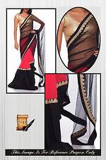 Veeraa Saree Exclusive Beautiful Designer Bollywood Indian Partywear Sari 149