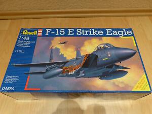 Revell 04550 F-15 E 15E Eagle Strike 1:48 NEU, OVP werkseitig versiegelt
