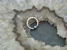 TITAN Piercing Ball Closure Ring Intimpiercing Lippe Brust Tragus Helix1,6MM