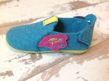 Babybotte Chaussons Bleu Rose Junon - Bleu 30