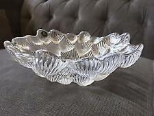 Bowl Vintage Original Crystal & Cut Glass