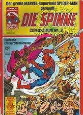 DIE SPINNE / COMIC-ALBUM NR. 6 / CONDOR 1981