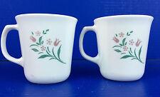 Corelle Corning Ware - Rosemarie Tulip Cup/Mug (Set of 2)