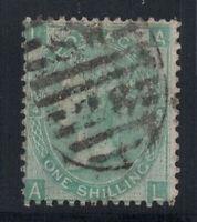 Großbritannien 1865 Mi. 27 Gestempelt 60% 1 Sh, Königin Victoria