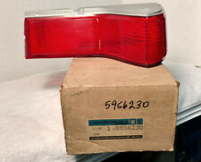NOS REAR TAIL LAMP LENS 1965 PONTIAC TEMPEST 5956230 SAE STDB 65 RIGHT SIDE