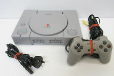PlayStation 1 PS1 Console Original with Controller - Video - Power Cable - Nice