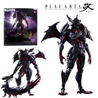 Play Arts Kai Monster Hunter 4 Diablos Armor Rage Set Action Figures Statue Toy