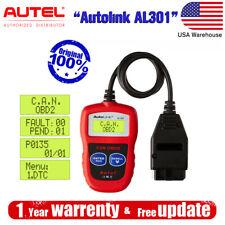 AUTEL AL301 OBD2 Scanner Automotive Diagnostic Tool Read&Clear Erase Code Reader