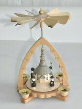 Weihnachtspyramide Erzgebirge aus Seiffen 20 cm Fach AA3