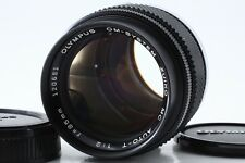 """Excellent++"" Olympus OM System Zuiko MC Auto-T 85mm f/2 Lens From Japan"