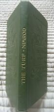 More details for the turf by nimrod. 1901 edition. sportsman's classics