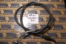 NOS Yamaha 74 75 76 RD200 Front Brake Cable 397-26341-00 20