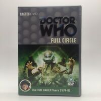 Doctor Who Full Circle The TOM BAKER Years 1974-81 (DVD, 2009)