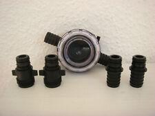 Xylem Jabsco Flojet Schmutzfilter Set für Druckwasser Garten Pumpensysteme