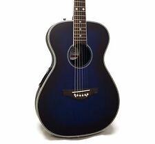 Daisy Rock Pixie Acoustic-Electric Guitar - Blueberry Burst