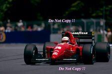 Nicola Larini Ferrari F92A Australian Grand Prix 1992 Photograph