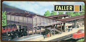 "FALLER 2125   Passenger bridge    (unmade kit)  ""BOXED""  N Gauge"
