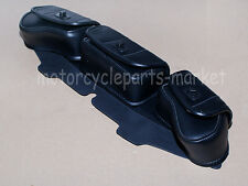 Windshield Bag Saddle 3 Pouch Pocket Fairing Harley Touring Electra Street Glide