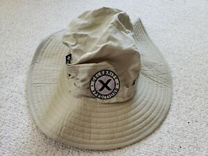 Celebrity Xpeditions Cruises Beige Boonie Hat One Size Fits All BRAND NEW