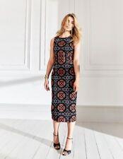 BODEN Icons Greta Midi Dress RRP £300  UK 10 EU 36 US 6