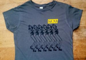 Roxy Music Tour T-shirt Vintage Style Glam Rock Bryan Ferry Brian Eno 70s Album