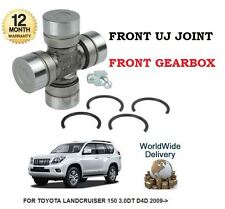 FOR TOYOTA LANDCRUISER 150 3.0DT D4D 2009->NEW FRONT GEARBOX UJ JOINT KIT