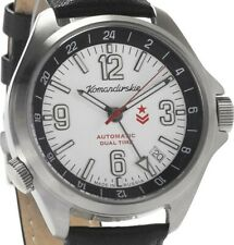 ORIGINAL Watch VOSTOK KOMANDIRSKIE K34 470767 Mechanical-Auto Water Proof 100m