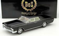 Lincoln Continental Limousine 1:18 BOS