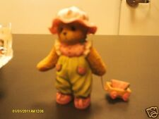 Cherished Teddies ` TORI  Friends are the sweetest part of life WATERMELON