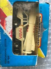 1981 Matchbox MB 40 NASA Rocket Transporter - NEW In Package